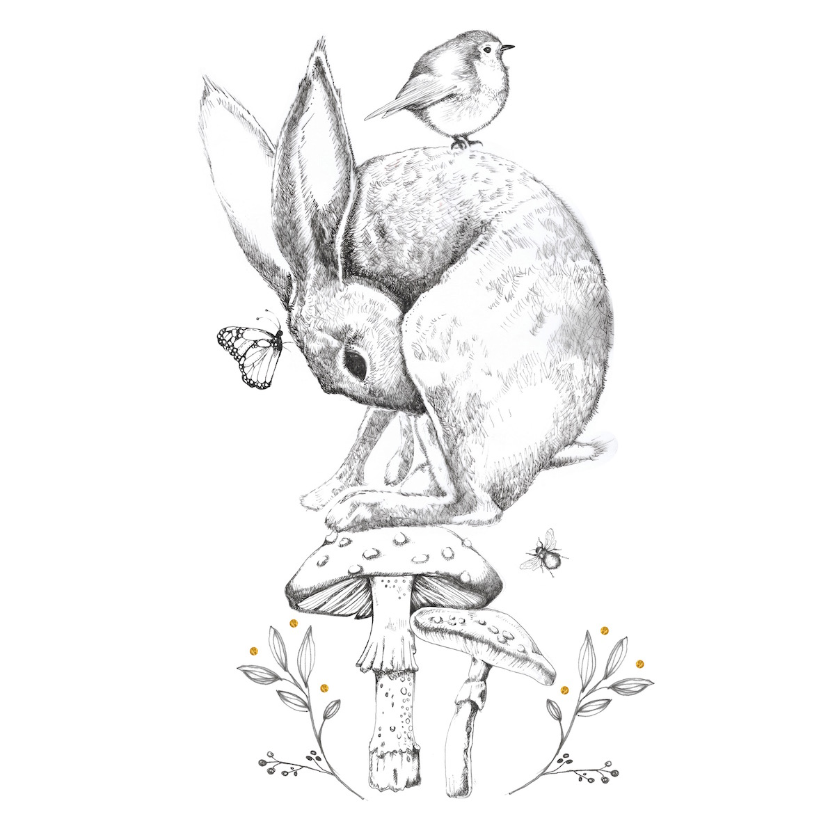 Louise Ansell - Honey and Hare - Summer Arts Market