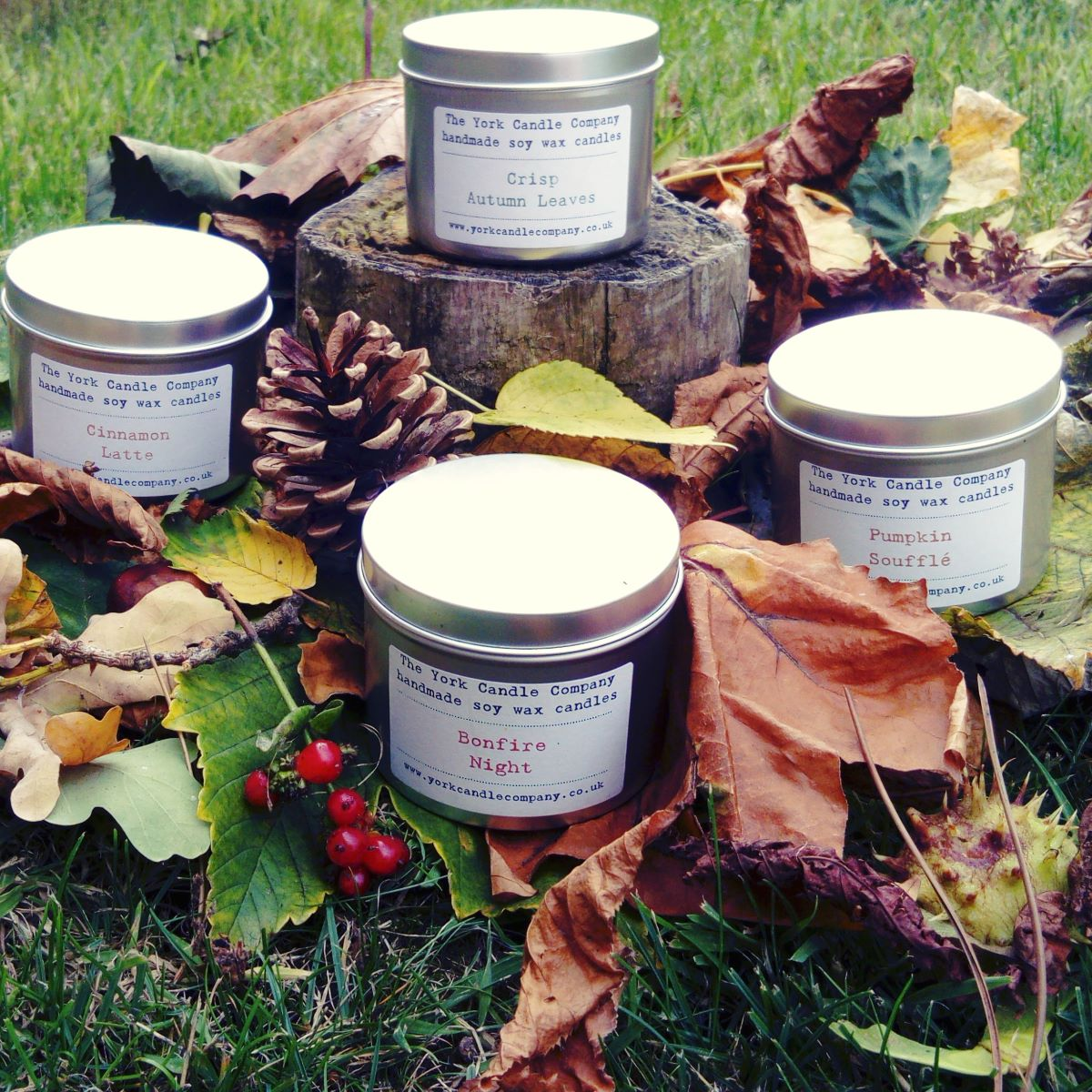 Yvonne Blenkinsop - The York Candle Company